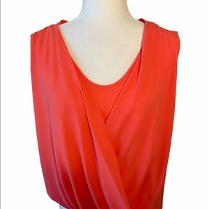 3/30 Deal ! BCBG colourful top